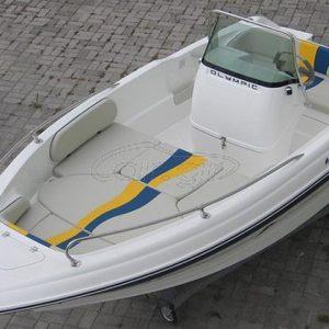 olympic boats 4,60 cc fiber tekne