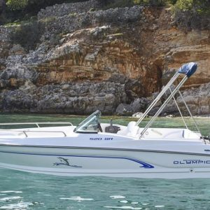 olympic boats 520 br fiber tekne