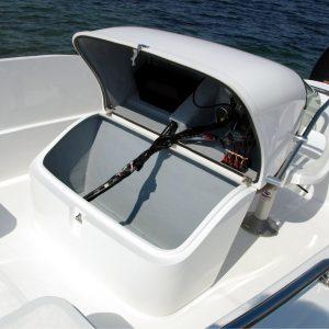 olympic boats 520 cc fiber tekne konsol