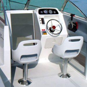 olympic boats 5,80 c kamaralı fiber tekne
