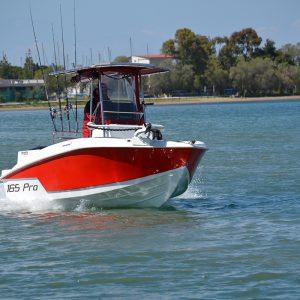 compassboats 165 cc pro fiber tekne 4,98 fiber tekne