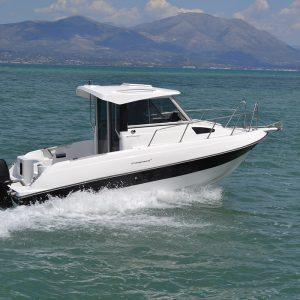 compassboats 19 fisher kamaralı fiber tekne 5,80 fiber tekne