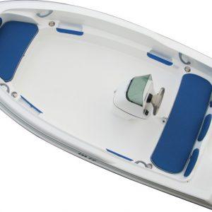 olympic boats 400 cc fiber tekne