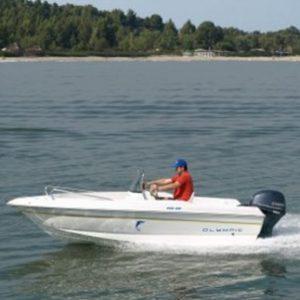 olympic boats 4,50 cc fiber tekne