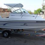 olympic boats 520 c kamaralı lüx fiber tekne