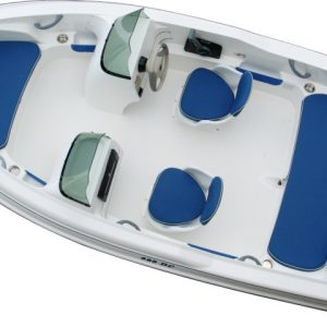olympic boats 4,00 dc lüx fiber tekne