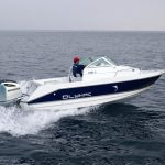 olympic boats 580 c kamaralı lüx fiber tekne