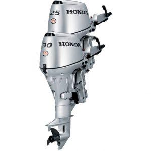 honda deniz motoru 30 hp tekne motoru