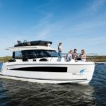 balt yacht 1018 fly 11,50 mt kamaralı lüx motoryat
